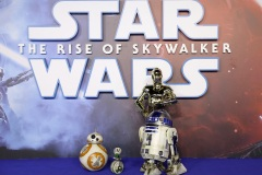 «Star Wars» garde la tête du box-office nord-américain