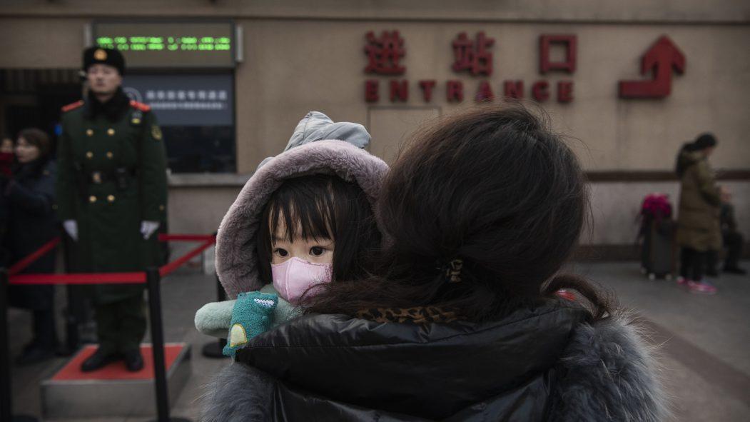 épidémie chine