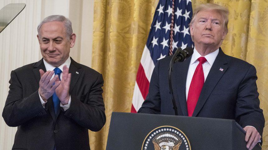 Trump dévoile un plan de paix très favorable à Israël