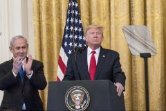 Le plan Trump-Netanyahu assombrit les perspectives palestiniennes