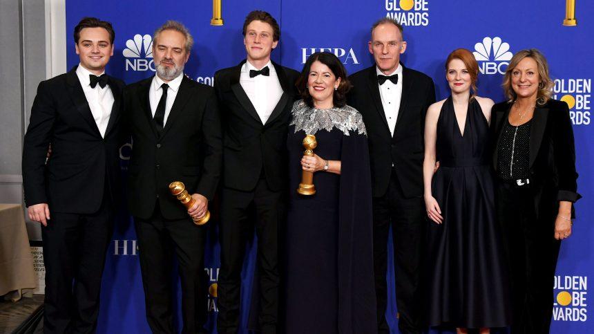 Après les Golden Globes, le film «1917» en route vers les Oscars?