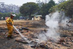 Incendies en Australie: 3000 réservistes appelés en renfort