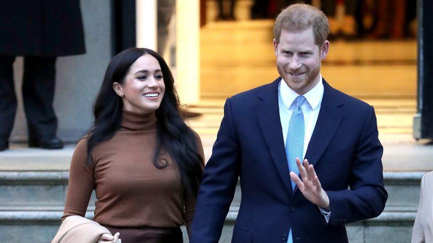 Elizabeth II accorde à Harry et Meghan un temps de «transition»
