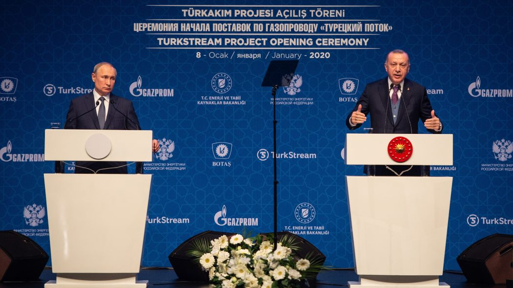 idleb poutine Erdogan