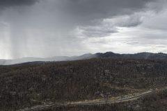 L'Australie balayée par une tempête de sable et des averses de grêle