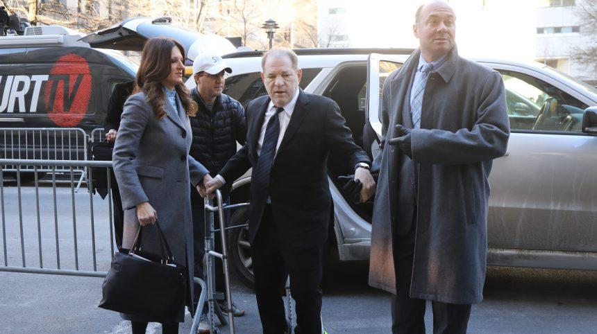 Weinstein est un prédateur sexuel «expérimenté», affirment les procureurs