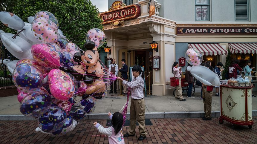 Disneyland Hong Kong annonce sa fermeture à cause du coronavirus
