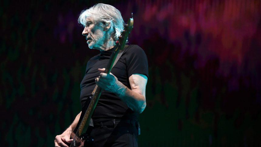 Roger Waters des Pink Floyd au Centre Bell le 23 juillet