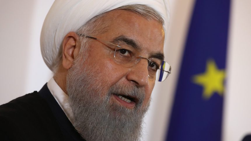 Avion abattu: Rohani a promis à Zelensky de punir les coupables