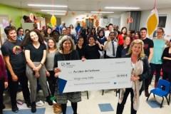 Bell Cause: 25 000$ pour le Centre de pédiatrie sociale de Saint-Laurent