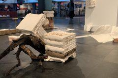 Frantz Patrick Henry: sculpter pour «reconstruire» Haïti