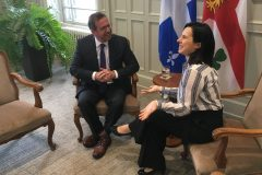 Transport collectif à Montréal: il faut «sortir de la partisanerie», dit Blanchet