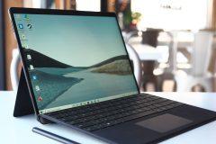 Mise à l'essai de la (superbe) Surface Pro X