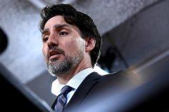 Trudeau à Edmonton pour rendre hommage aux victimes de l'écrasement d'avion