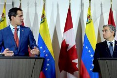 Le président par intérim du Venezuela rencontrera Justin Trudeau