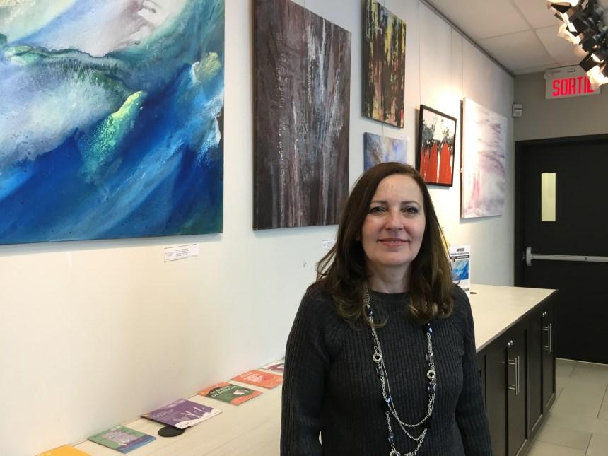 Lina Boghossian: panser ses blessures avec la peinture