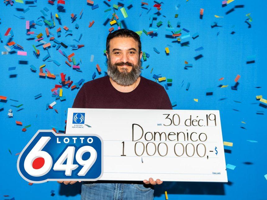Millionaire grâce à un billet acheté à Saint-Léonard