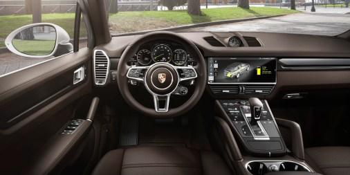 Porsche Cayenne e-Hybrid2019