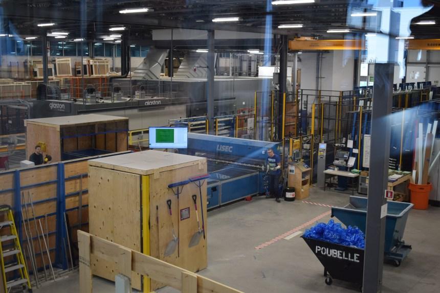 Industrie du verre : création d'emplois «stables» chez Prelco