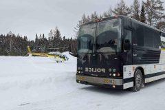 Un mort et cinq disparus au Lac-Saint-Jean: deux motoneiges sont retrouvées