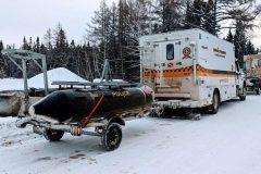 Motoneigistes disparus: la SQ reprendra les recherches tôt vendredi