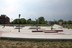 Investissement dans le skate à Verdun