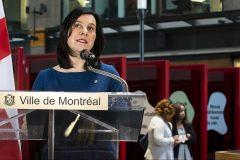 Emploi des immigrants: Montréal «en retard», signale Valérie Plante