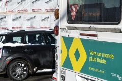 Mince progression du transport collectif: «le réseau est saturé», disent des experts