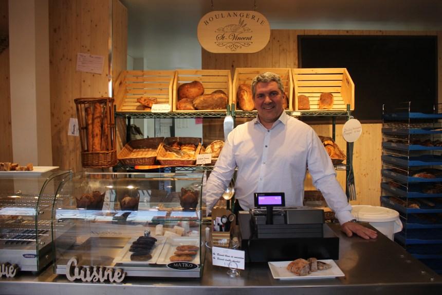 Une boulangerie artisanale s'installe dans Mercier-Ouest