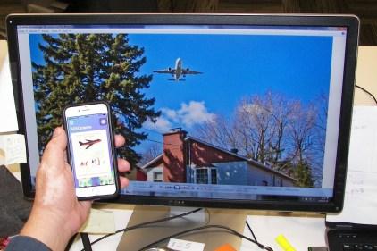 Bruit des avions : les plaintes en hausse chez ADM