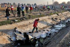 Trudeau affirme que l'avion aurait été abattu par un missile iranien