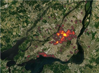 Les plaintes se concentrent à Villeray, Ahuntsic-Cartierville et Saint-Laurent