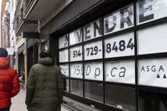 Coronavirus: les commerçants montréalais en quête de solutions pour assurer leur «survie»