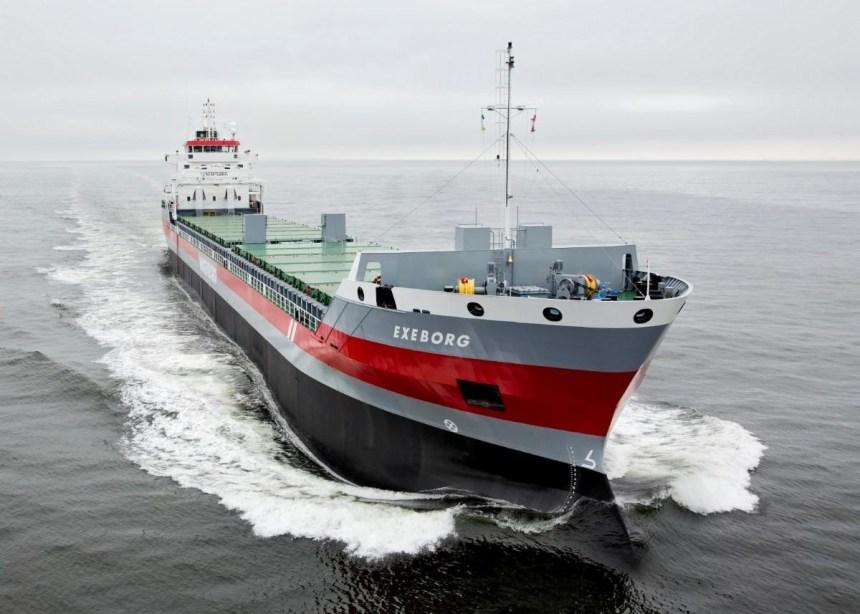 Le Port de Montréal accueille le premier navire océanique de 2020
