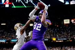 Menés par Dalvin Cook, les Vikings surprennent les Saints 26-20 en prolongation