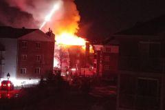 Incendie à Pointe-aux-Trembles: une résidence part en fumée sur le bout de l'Île