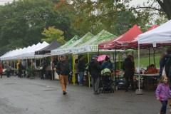 Un marché public pour 10 fins de semaine cet été