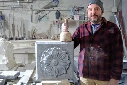 Métier: Tailleur de pierre