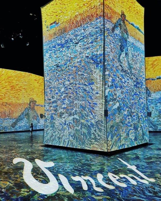 Franc succès pour Imagine Van Gogh