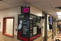 Lancement des études pour la modernisation de l'urgence de l'hôpital Fleury