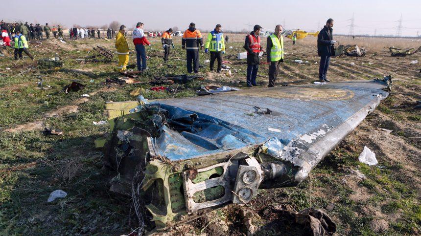 Boeing abattu en Iran: les boîtes noires pourraient être envoyées en France, selon Kiev