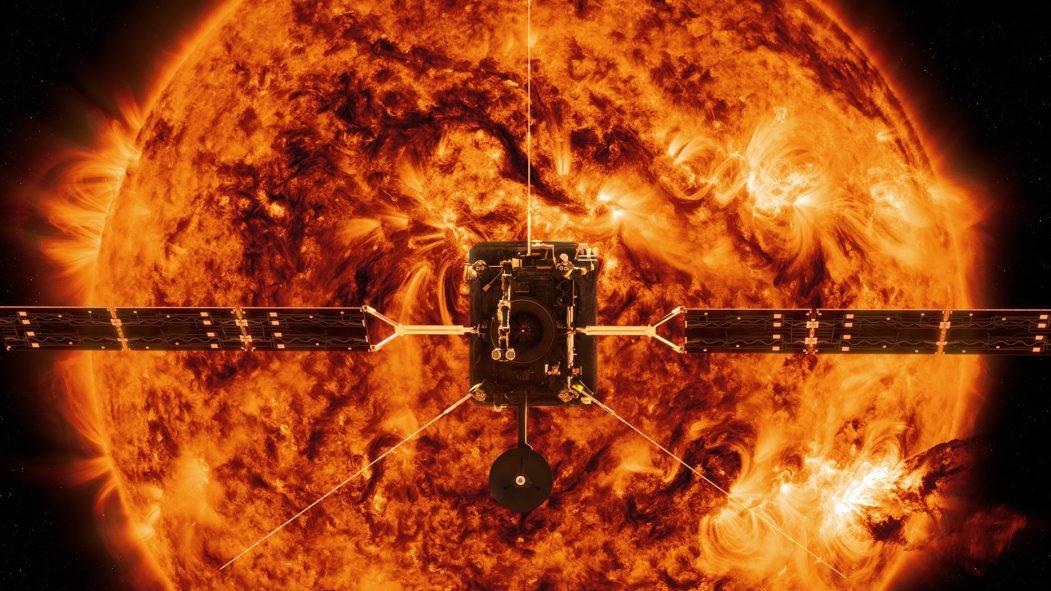 Décollage de la mission Solar Orbiter pour le Soleil