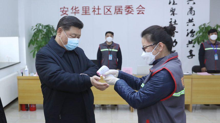 Le cap de mille morts franchi; le président chinois veut des mesures «plus fortes»