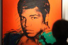 Le portrait de Mohamed Ali par Warhol bientôt vendu aux enchères
