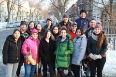 Des jeunes de Montréal-Nord et du Lac-Simon qui partagent des réalités similaires