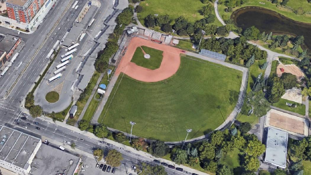 Stade de baseball Gary-Carter