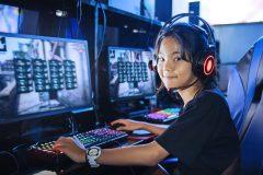 Les sports d'équipe se féminisent peu à peu dans les jeux vidéo