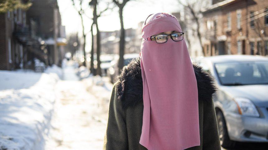 Attaquée une troisième fois alors qu'elle portait un niqab