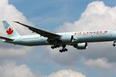 Covid-19: toujours pas de vols d'Air Canada vers Pékin et Shanghai