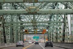 Verdun envisage utiliser les poutres de l'ancien pont Champlain